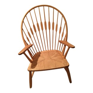 Hans Wegner Peacock Chair For Sale