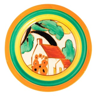 Clarice Cliff Side Plate For Sale