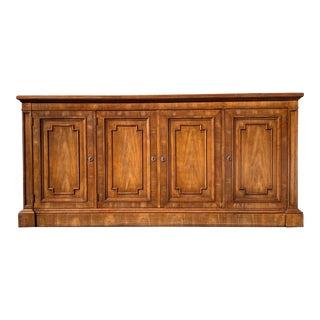 Mid Century Walnut Side Board by Kindel For Sale