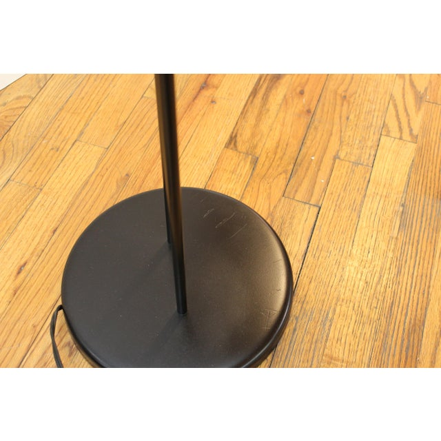 Metal Relux Italian Postmodern Torchiere Floor Lamp For Sale - Image 7 of 8
