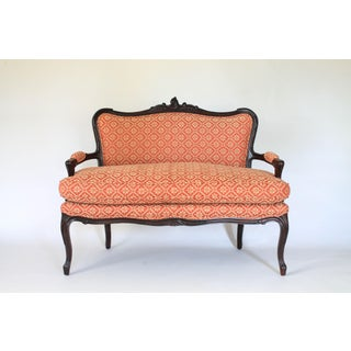 French Settee Preview