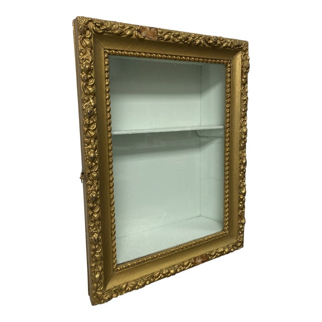Antique French Shadow Box For Sale
