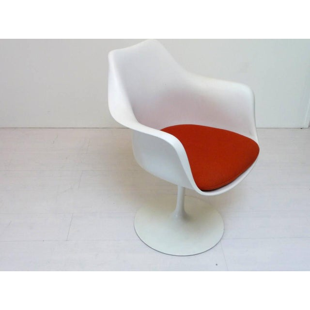 Eero Saarinen Tulip Arm Chair - Image 3 of 6