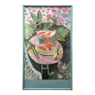 Vintage Impressionist Art Exhibition Poster - Metropolitan Museum of Art For Sale