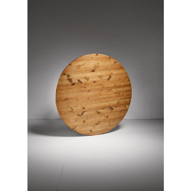 Campaign Roland Wilhelmsson Pine Table, Sweden, 1960s For Sale - Image 3 of 5