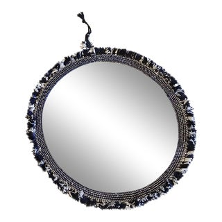 Caravane Gypsy Double Sided Mirror With Passimenterie