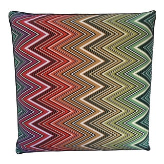 Missoni Floor Pillow