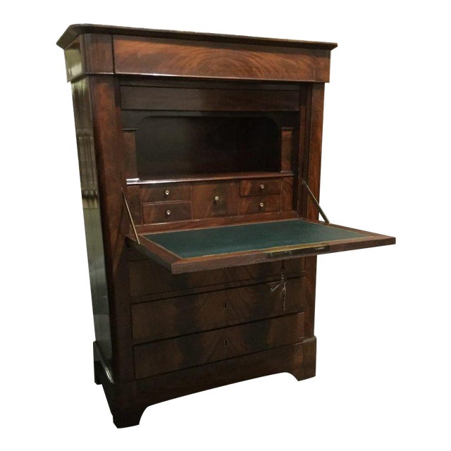 19th Century French Secratary Desk For Sale