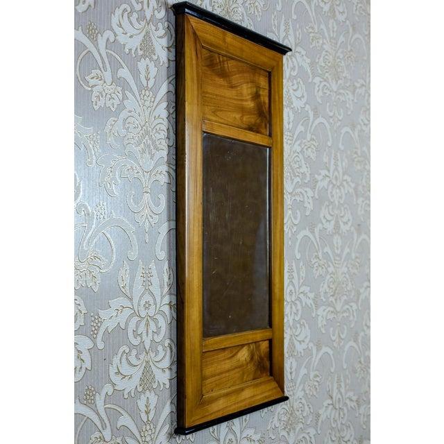 Biedermeier 19th-Century Biedermeier Mirror For Sale - Image 3 of 7