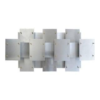 Mid-Century Modern Robert Sonneman Modernist Wall Sconce