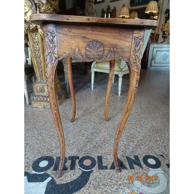 Louis XV Epoch Side Table For Sale - Image 9 of 11