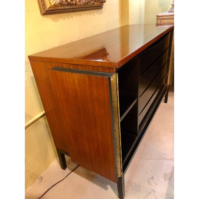 Paul McCobb for Calvin Mid-Century Chests or Nightstands - A Pair For Sale In New York - Image 6 of 12