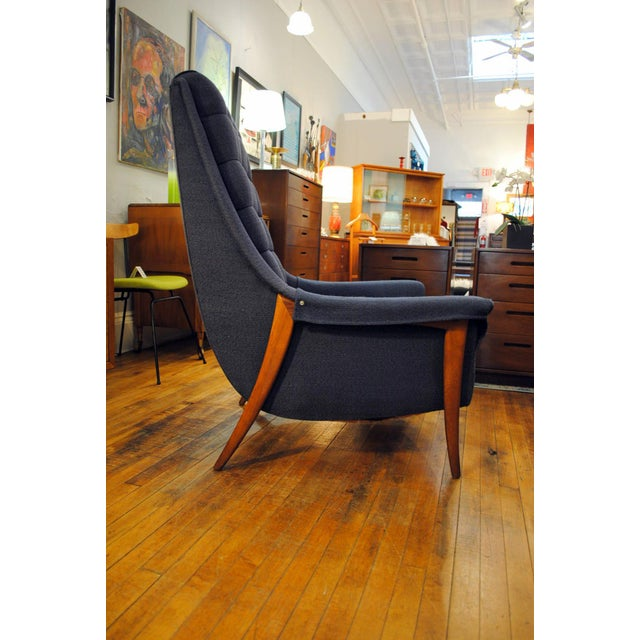 Mid-Century Modern Mid Century Modern Kroehler 'Avant' Lounge Chair - 1950's For Sale - Image 3 of 13