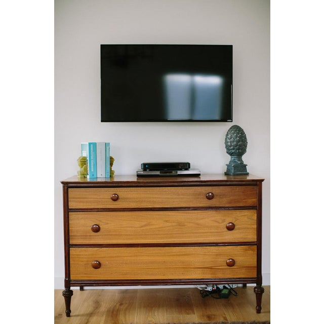 Two-Toned Wood Dresser - Image 3 of 6