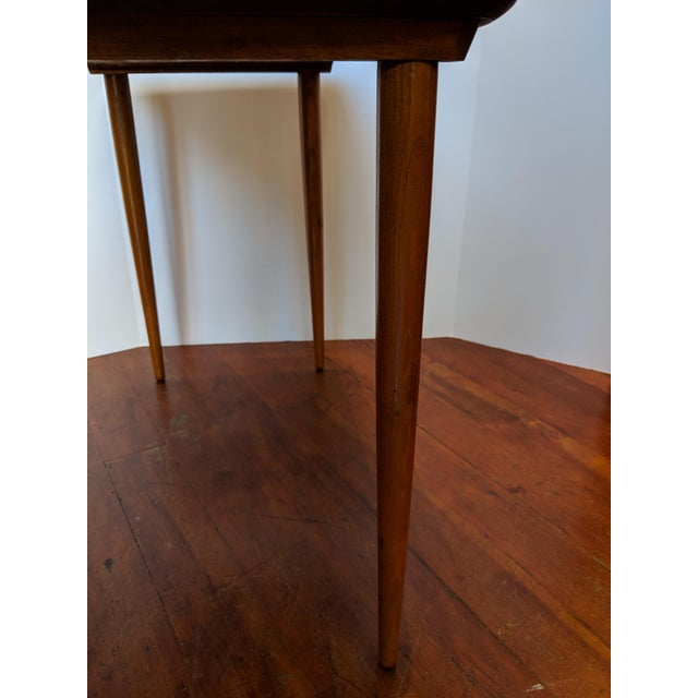 Traditional Vintage Mid-Century Nesting Tables - Set of 3 For Sale - Image 3 of 9