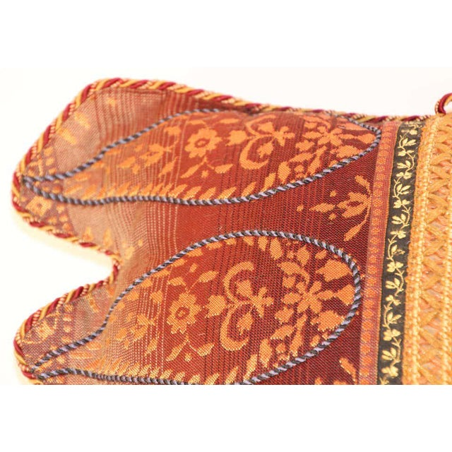 Middle Eastern Decorative Throw Pillow For Sale In Los Angeles - Image 6 of 11