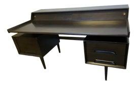 Image of Mahogany Tanker Desks