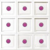 Image of Natasha Mistry Minimalist Geometric Ink Drawings - Set of 9 For Sale