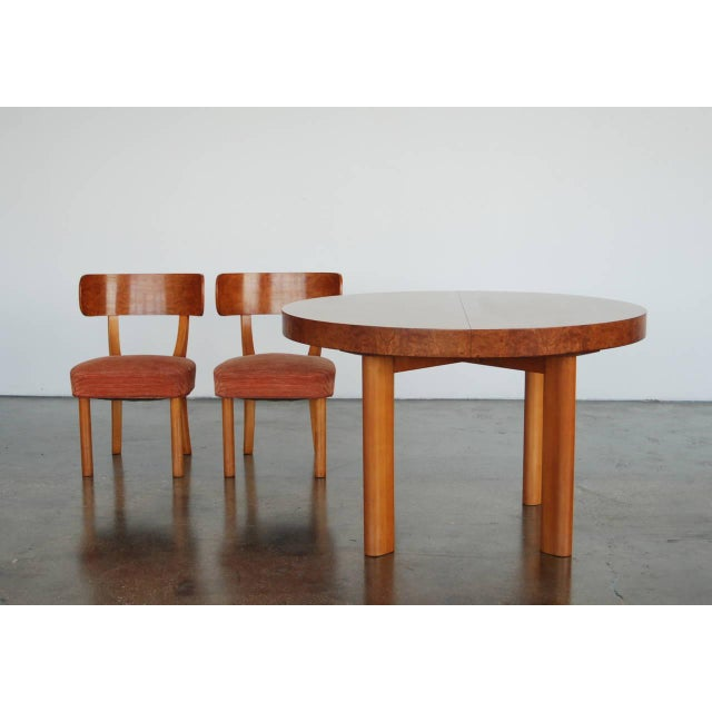 Axel Einar Hjorth Extendable Dining Table by Axel Einar Hjorth, 1930s For Sale - Image 4 of 9
