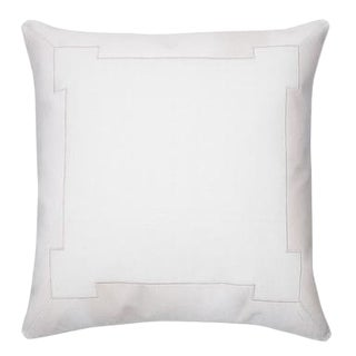 "Collins Pillow, Blush, 24""x24"" For Sale"