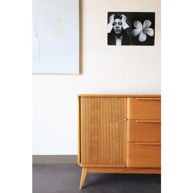 Vintage Heywood-Wakefield Low Dresser - Image 3 of 11