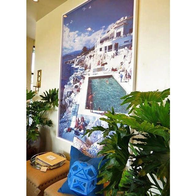 """Slim Aarons Slim Aarons """"Hotel De Cap Eden Roc"""" Print For Sale - Image 4 of 5"""