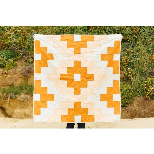 Lone Rock Quilt in Earth - Image 2 of 4