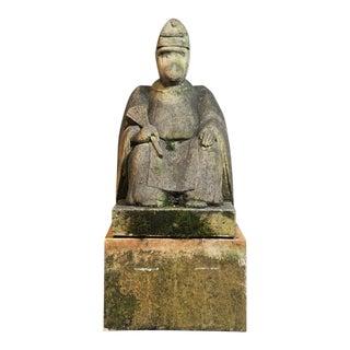 Concrete Hanuman Monkey King Sculpture