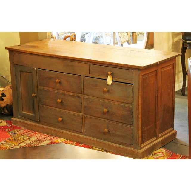 French Antique Sideboard Dresser - Image 3 of 4
