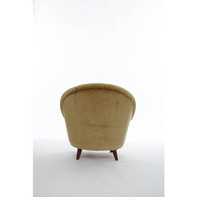 1950s Norwegian Egg Chair For Sale - Image 6 of 8