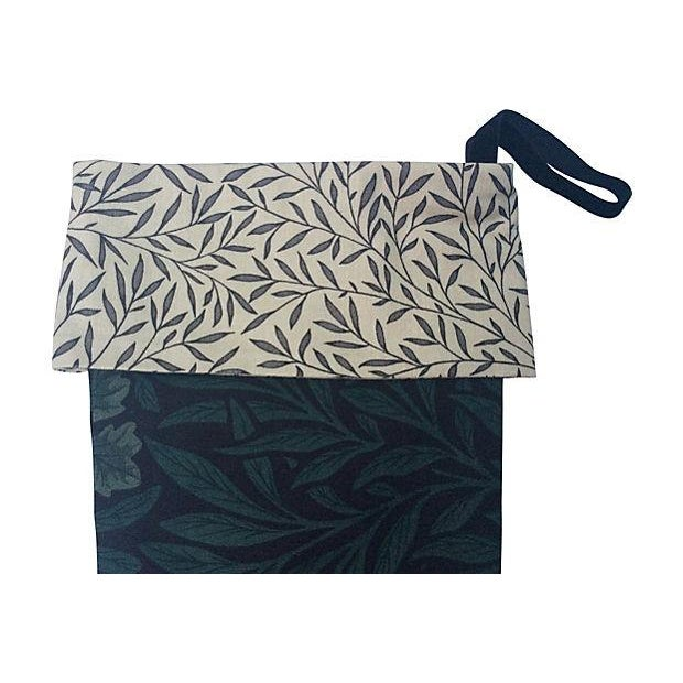 Contemporary William Morris Christmas Stocking For Sale - Image 3 of 3