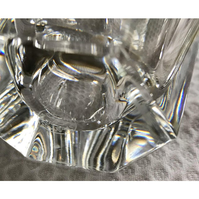 Baccarat Baccarat Crystal Nelly Vase For Sale - Image 4 of 7