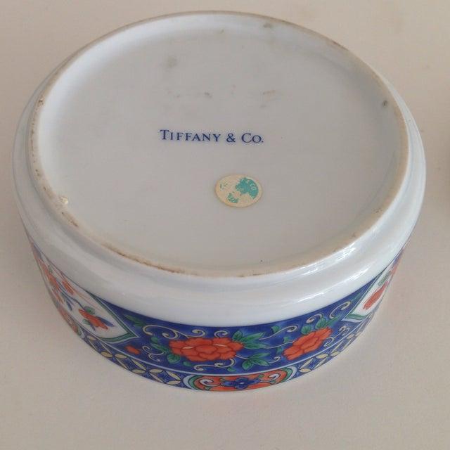 Tiffany & Co. Porcelain Trinket Box - Image 6 of 9