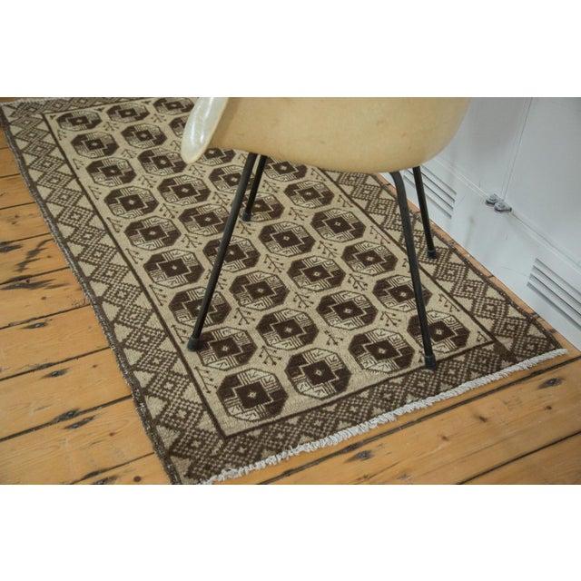 "Islamic Vintage Konya Rug Runner - 2'8"" X 4'8"" For Sale - Image 3 of 6"