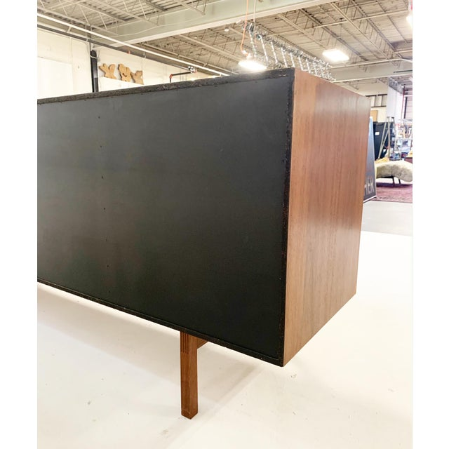 White Florence Knoll Model 541 Cabinet For Sale - Image 8 of 10