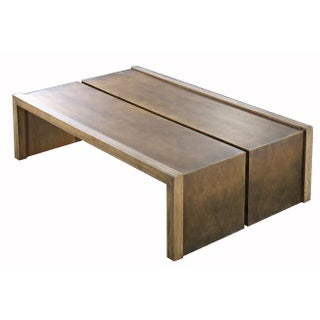 Bauhaus Mixed Material Coffee Table Preview