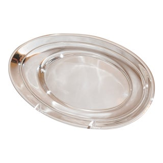 Reed & Barton Sterling Bread Tray For Sale