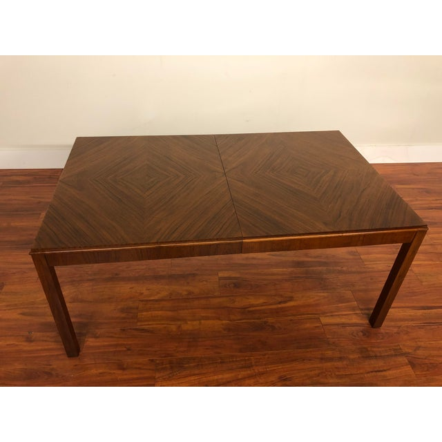 Maurice Villency Expandable Dining Table For Sale - Image 13 of 13