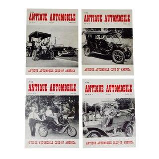 Antique Automobile Club Magazines - 1954 Full Year
