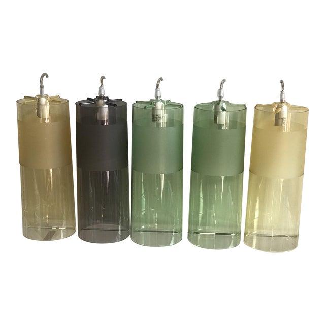 Kartell Easy Pendant Lights - Set of 5 For Sale