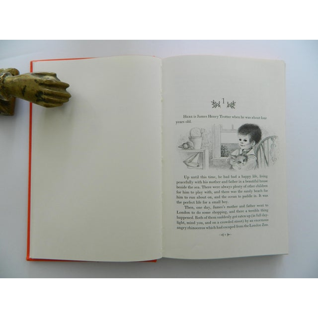 James and the Giant Peach, Book - Image 9 of 10