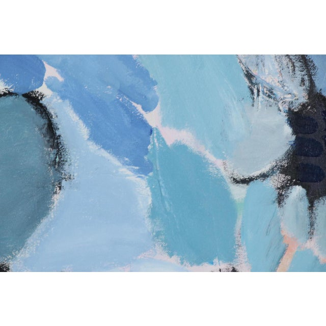 Early 21st Century Original Acrylic Abstract Painting by Lee Hafer For Sale - Image 5 of 9