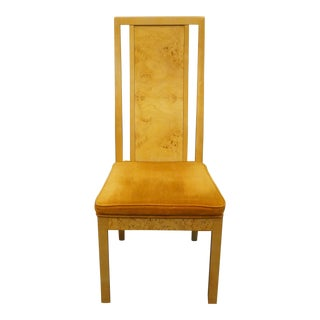 Late 20th Century Vintage Thomasville Furniture Patterns Collection Dining Side Chair For Sale