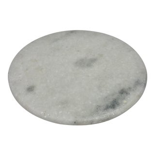 White Marble Charcuterie Board/Plateau For Sale