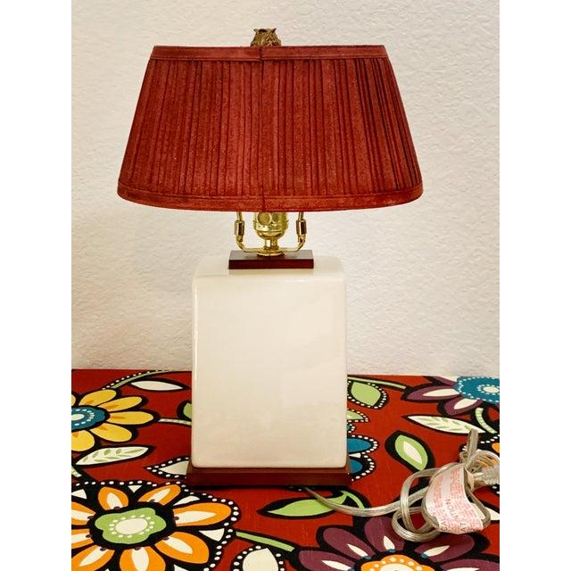 Traditional Ralph Lauren Desk Lamp For Sale - Image 3 of 7