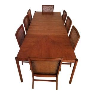 Vintage & Used Danish Modern Dining Tables | Chairish
