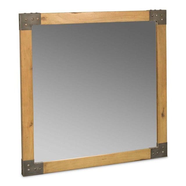 Sarreid Ltd Armory Mirror - Image 2 of 5