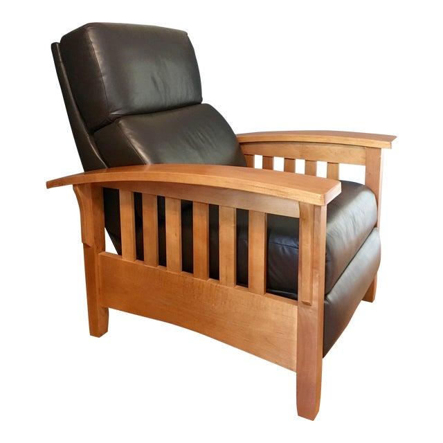 Pleasing Ethan Allen Mission Recliner Short Links Chair Design For Home Short Linksinfo