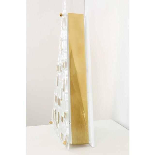 Fabio Ltd Luxor Sconces / Flush Mounts by Fabio Ltd (6 Available) For Sale - Image 4 of 5