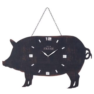 Chalkboard Clock For Sale